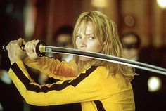Uma Thurman   - KILL BILL -