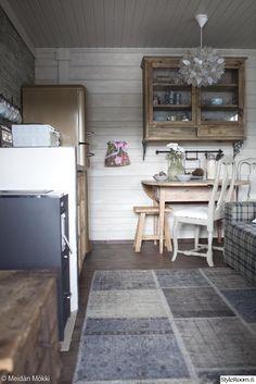 Vicky's Home: Una pequeña cabaña en Finlandia / A small cottage in Finland