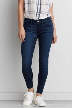 American Eagle Outfitters AE Denim X Cafe Jegging