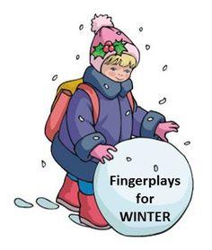 Winter Fingerplays Teachers Pay Teachers Promoting-Success