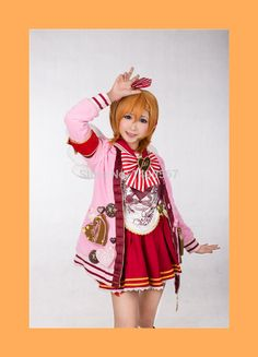 Love Live Kousaka Honoka sweet chocolate Valentine's day cos Dress Cosplay Costume Halloween costume for women. Category: Novelty & Special Use. Costume Halloween, Chocolate Dreams, Valentine Chocolate, Love Live, Costume Accessories, Costumes For Women, Cosplay Costumes, Valentines Day, Snow White