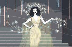 Google homenajea a Hedy Lamarr, famosa actriz e inventora que sentó las bases para la tecnología inalámbrica actual