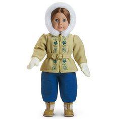 American Girl Emily's Snowsuit NIB | eBay