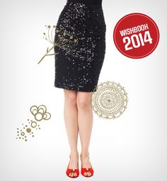 Sparkle at your holiday or New Year's Eve party with this sequined pencil skirt Christmas 2014, Holiday, Sequin Pencil Skirt, Canada Shopping, Eve, Wonderland, Sparkle, Thoughts, Book