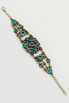Crystal Valencia Bracelet