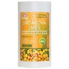 Snídaňová směs mango-baobab RAW/BIO 800 g - Kliknutím zobrazíte detail obrázku.