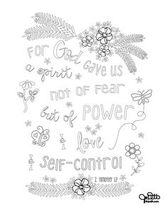 A Godly Woman, PROVERBS 31, Color Your Own, Bible