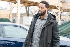 Chicago P. showrunner Rick Eid teases an uncomfortable reunion between Atwater and a racist cop in the Season 7 finale. Fade To Black, Black Men, Moral Dilemma, Ray Price, Chicago Pd, Tv Guide, Season 7, Tv Series, Boss