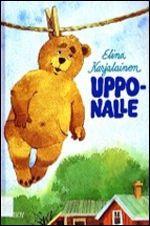 Uppo-Nalle, written by Elina Karjalainen, illustration by Hannu Taina Finland Childhood Toys, Childhood Memories, Terry Pratchett, Ancient History, Finland, Book Lovers, Winnie The Pooh, Dinosaur Stuffed Animal, Nostalgia
