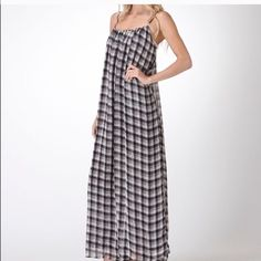 Moon Collection Maxi Chiffon Maxi Chiffon maxi dress simple and cute, but can wear it in any platform wedding, graduations, or just wear it at night for a casual dinner out! Beautiful dress a must have! Trending in retail right now! Dress is 48% chiffon & 52% poly! Moon Collection Dresses Maxi