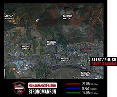Race run through | FISHERMAN'S FRIEND StrongmanRun South Africa