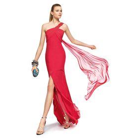 Pronovias te presenta su vestido de fiesta Zambia de la colección Largos 2013.   Pronovias dress party long