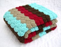 Hey, I found this really awesome Etsy listing at https://www.etsy.com/listing/170799073/crochet-baby-blanket-baby-blanket-aqua