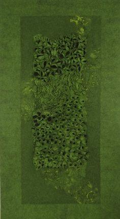 Drukte van Belang; 135 x 74 cm; 2012 - Marianne Mol