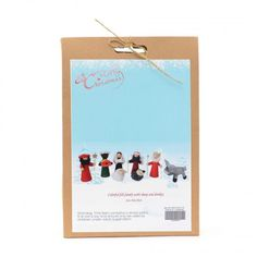Christmas Novelty DIY Craft Kit Create a family with an animal. Have fun creating Christmas decorations to hang around your home or to give as a special handmade gift. Craft Kits, Diy Kits, Craft Projects, Fun Crafts, Crafts For Kids, Christmas Crafts, Christmas Decorations, Create A Family, Donkey