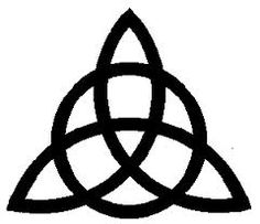 Love, honour, protection; Mind, body, spirit. Me, J, P.  Attracted to this symbol since childhood.