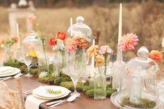 Hochzeit im Herbst: You Shine Like Gold In The Air! ~ Hochzeitsinspiration aus Louisiana ~ Brandy Smith Photography
