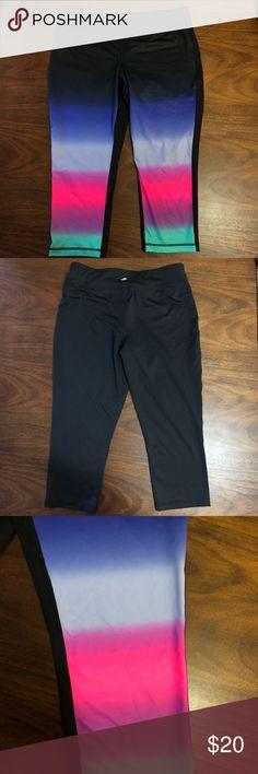 ❗️SOLD❗ Fashion Nova Wanderlust Set Black | Thick leggings ...