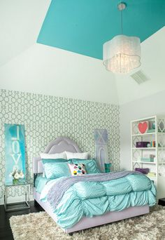 Lighting Ideas For a Teenage Bedroom - Lighting and Interior Design Ideas Blog - LampsPlus.com