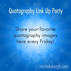 quotography link up party