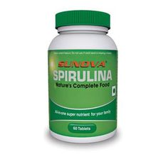 Spirulina is a kind of blue green algae that improves hemoglobin, fights fatigue and keeps you active and energetic. It is a natural health supplement for a healthy heart and immunity.