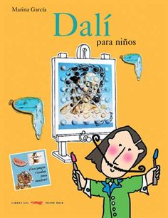 Discover recipes, home ideas, style inspiration and other ideas to try. Lessons For Kids, Projects For Kids, Art Lessons, Artists For Kids, Art For Kids, Arte Van Gogh, Salvador Dali Art, Spanish Art, Ecole Art