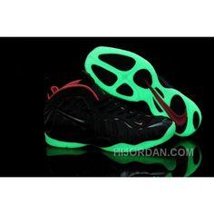 14991cac4522 Men Nike Air Foamposite One 215 BjA5r Black Nike Shoes, Black Nikes, Cheap  Nike