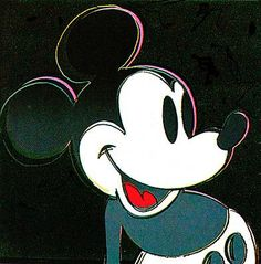 Mr. Mickey Mouse
