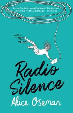 Radio Silence by Alice Oseman (Redesign) Ya Books, Good Books, Books To Read, Book Suggestions, Book Recommendations, Radios, Dramas, Alice, Books For Teens