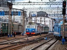 #Rusland #Treinen #TiaraTours