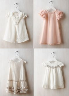 Beautiful baby dresses!