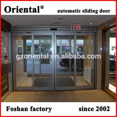 We have found quotes of automated doors products from automated doors supplilers automated doors vendors and automated doors factories.  sc 1 st  Pinterest & Double track galvanized steel garage door PU foam insulated auto ...