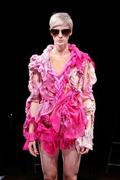 Maison Martin Margiela Printemps-été 2011 - Haute couture