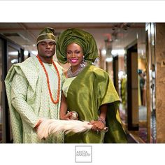 The land is green! @olushea & @garota_09  photo by #AristaImagery - @oye_diran ! Makeup by @juicylooks_mua.