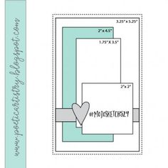Card Making Templates, Card Making Tips, Layout Template, Scrapbook Sketches, Card Sketches, Financial Apps, Sketches Tutorial, Card Patterns, Cardmaking