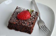 Dark Chocolate Stout Brownies | Food Well Said