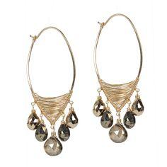 Minerva Earrings - Dana Kellin - Fashion Jewelry