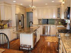 DIY Money-Saving Kitchen Remodeling Tips  from DIYnetwork.com
