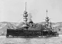 FS Magenta was a 1893 graduate of the French Navy Marceau class-ironclad battleship. .