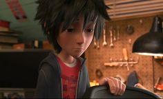 Awww... Hiro don't be sad. *hug* I love you so much. :)