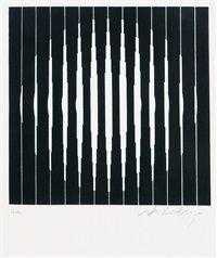 Senza titolo by Victor Vasarely