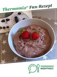 Yogurette Mousse stichfest ***schnell und einfach*** von rockyvogi. Ein Thermomix ® Rezept aus der Kategorie Desserts auf www.rezeptwelt.de, der Thermomix ® Community.