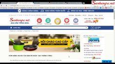 Hướng dẫn đặt mua nhiều sản phẩm trên website Sanhangre.net