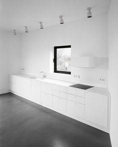Minimalist Nordic Kitchen