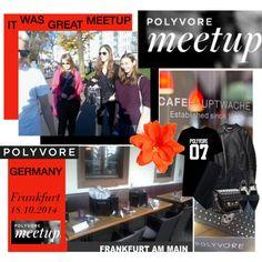 Thanks for hosting a fantastic #PolyvoreMeetup, Frankfurt! http://polyv.re/1wiYmsP