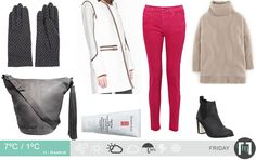 Friday 5th December Daily Weather, Fashion Forecasting, December, Friday, London, Polyvore, Image, London England