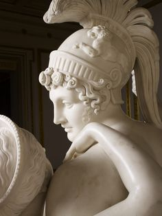 Mars and Venus    1822    Antonio Canova (1757-1822)