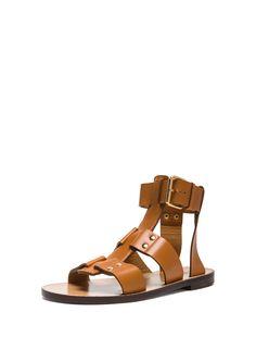 a66c6c56557375 4 26 14 Chloe gladiators Leather Gladiator Sandals