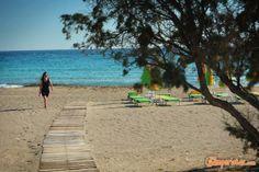 Crete, Paleochora and its campsites | Camperistas.com