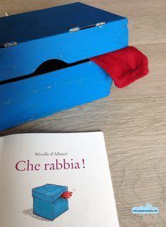Che Rabbia! libro per bambini www.quandofuoripiove.com